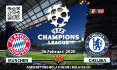 Prediksi Skor Bayern Munchen Vs Chelsea Di Liga UEFA Champions