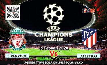 Prediksi Skor Atletico Madrid Vs Liverpool