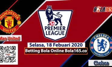 Di Prediksi Skor Chelsea Vs Manchester United Di Pekan Ke-26 Premier League 2019/2020