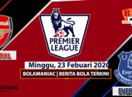 Prediksi Skor Everton Vs Arsenal Di Liga English Premier League