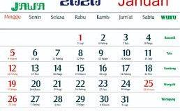 Cara Membuat Kalender Berdasarkan Ilmu Falak