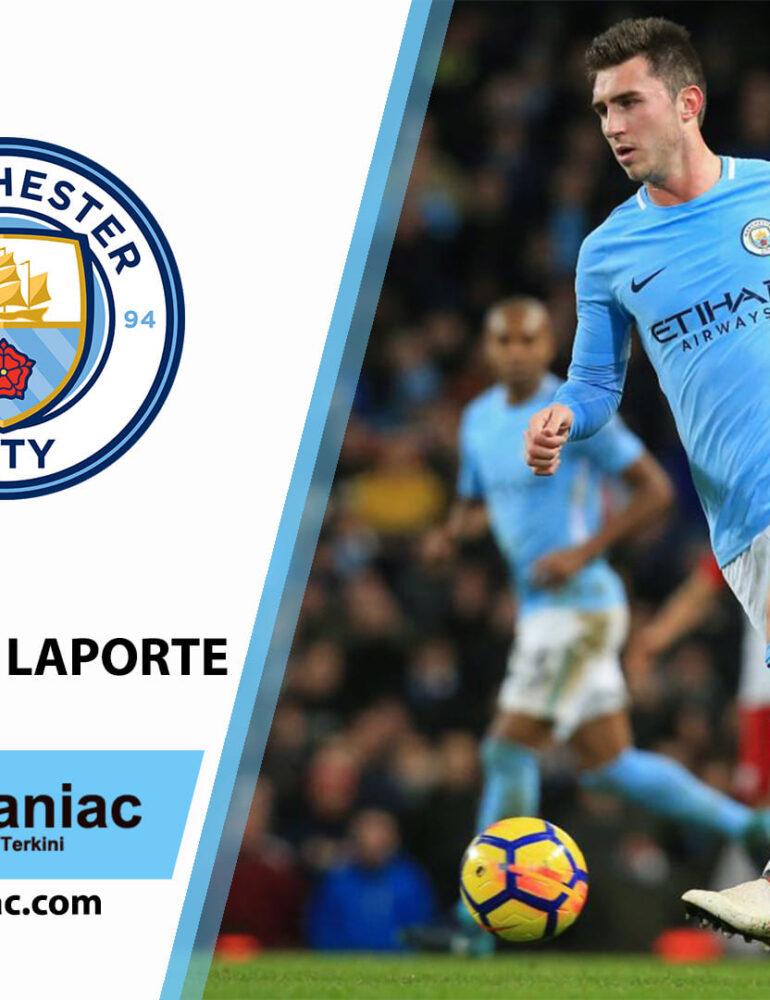 Bek Manchester City Aymeric  Laporte DiLarang Mengikuti Pertandingan Selama 2 Tahun