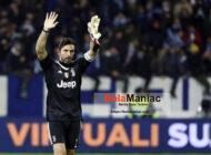 Gianluigi Buffon Memperpanjang Kontraknya