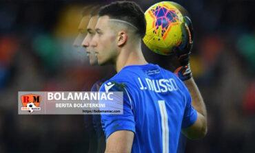 Kiper Udinese membuka Pembicaraan Transfer ke Inter Milan