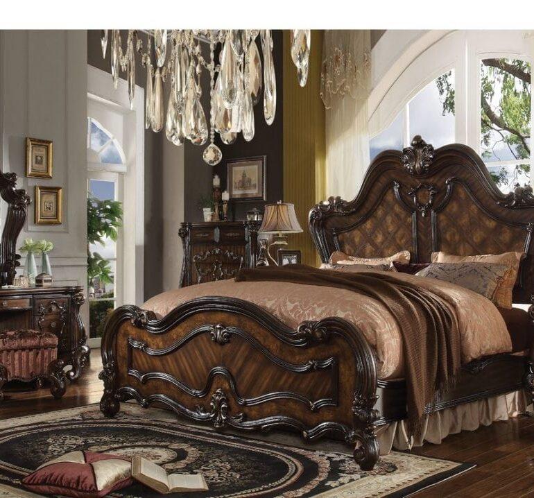 Tempat Tidur Mewah Ala Raja