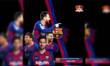 Pendapat dari Legenda Barcelona Samuel Eto'o Dengan Lionel Messi