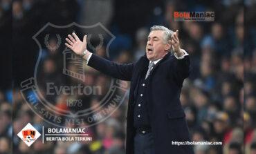 The Toffees Mengalami Kenaikan Dengan Asuhan Carlo Ancelotti