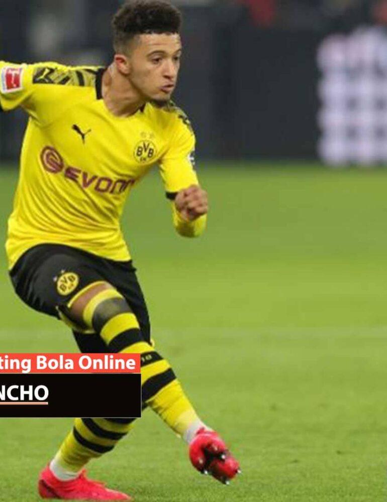 Manchester United Akan Mengontrak Pemain Sayap Dortmund