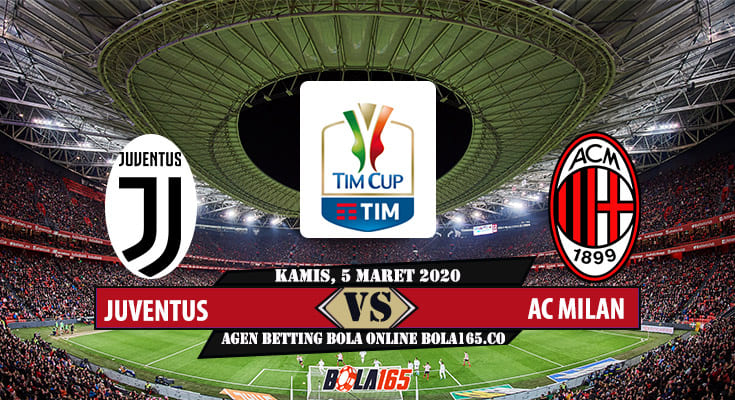 Prediksi Skor Juventus Vs AC Milan Di Liga Coppa Italia