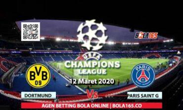 Prediksi Skor Borussia Dortmund Vs Paris Saint Germain