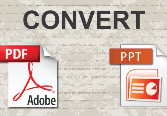 Cara Mengubah PDF ke PPT dengan Mudah
