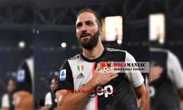 Higuain Striker Juventus Akan Berakhir