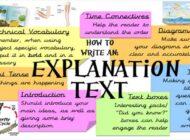Pengertian dan Contoh Hubungan Kausalitas dalam Teks Eksplanasi