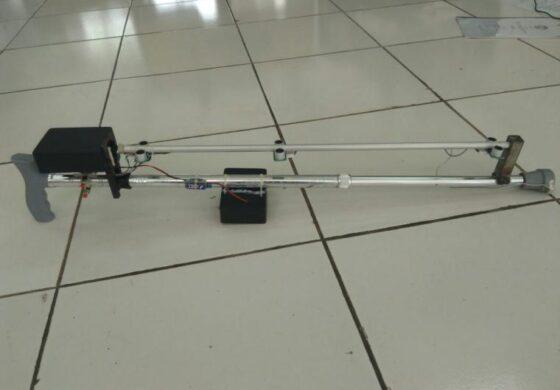 Terobosan Anak SMP, Tongkat Ber-GPS bagi Tuna Netra