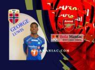 Arsenal Kontrak Pemain Sayap Norwegia George Lewis