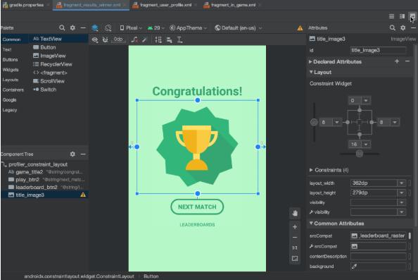 Cara Membuat Interface di Android Studio Secara Sederhana