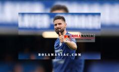 Chelsea Memperpanjang Kontrak Olivier Giroud