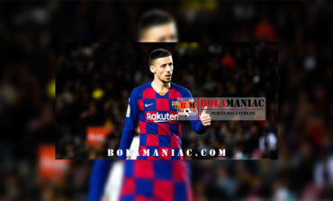 Clement Lenglet Ingin Camp Nou
