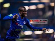 Kante Telah Kembali Berlatih Bersama Chelsea