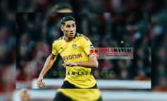Pemain Sayap Borussia Dortmund Pemain Tercepat Bundesliga