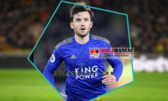 Chelsea Me- datangkan Bek Leicester City Ben Chilwell
