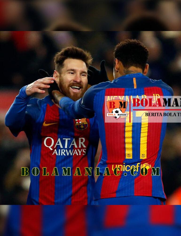 Neymar Akan Menyelesaikan Kepindahannya Dari Barcelona