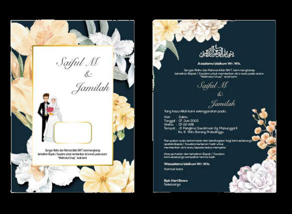 Fungsi Penting Dari Undangan Pernikahan