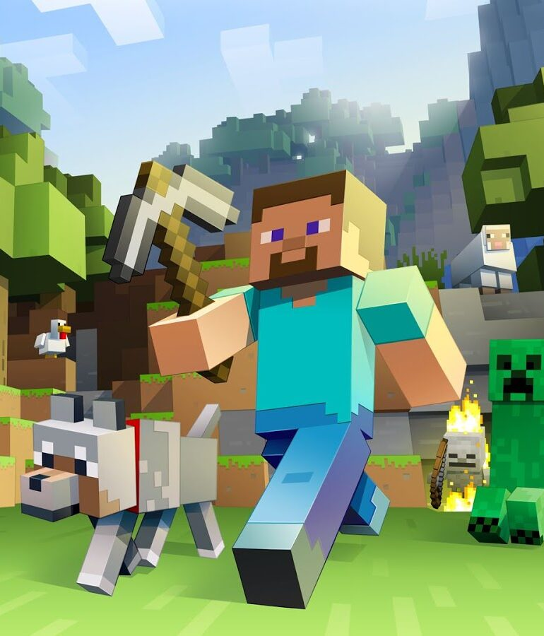 Download Game Minecraft Mod Apk Terbaru Android 2020